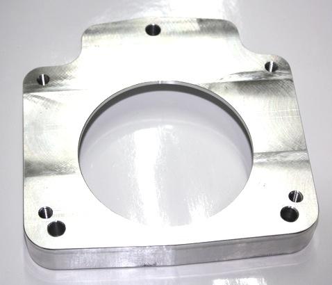 Alper Motorsports Ls1 Intake Manifold Adapter For Ls1
