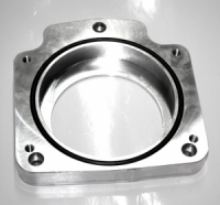 LS2 to LS1 throttle body adapter