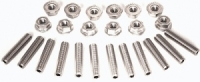 Stainless Steel Exhaust Header Stud Kit for LS1