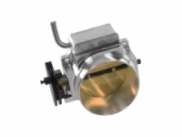 BILLET LS2 92-MM THROTTLE BODY SATIN