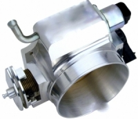 With Sensors BILLET LS2 92-MM THROTTLE BODY SATIN