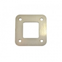 ROLL CAGE PLATE, SQUARE