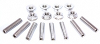 LS1, LS2, LS6, LS7 Stainless Steel Timing Cover Stud Kit